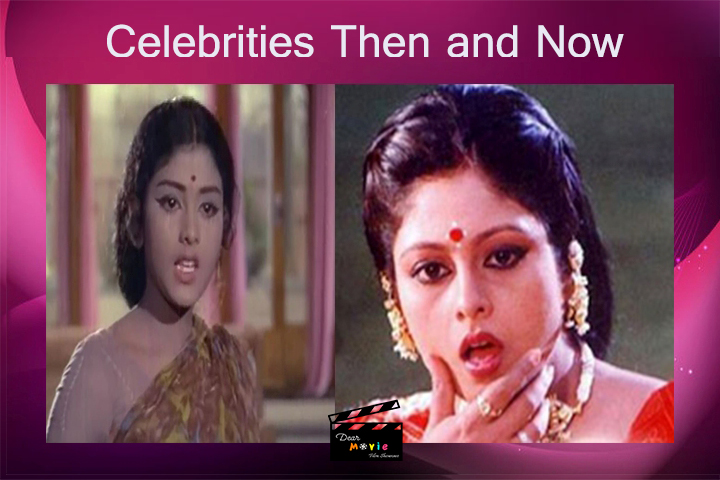 Telugu Child Artists Then and Now