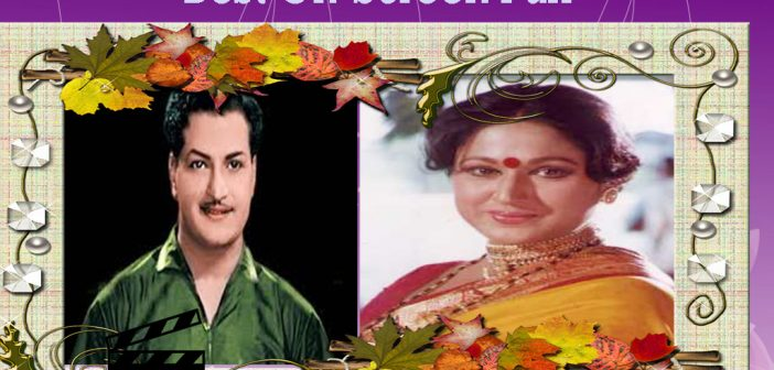 N.T.Rama Rao And Vanisree Best movies