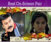 Best On -Screen Pair Chiranjeevi And Radha