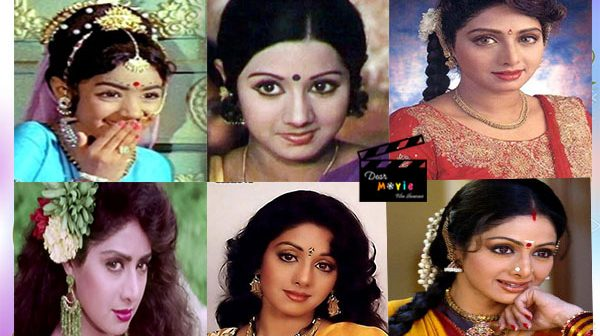 Indian Actress Sridevi Profile and Images