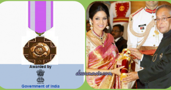 Cinema Padma shree Awardees