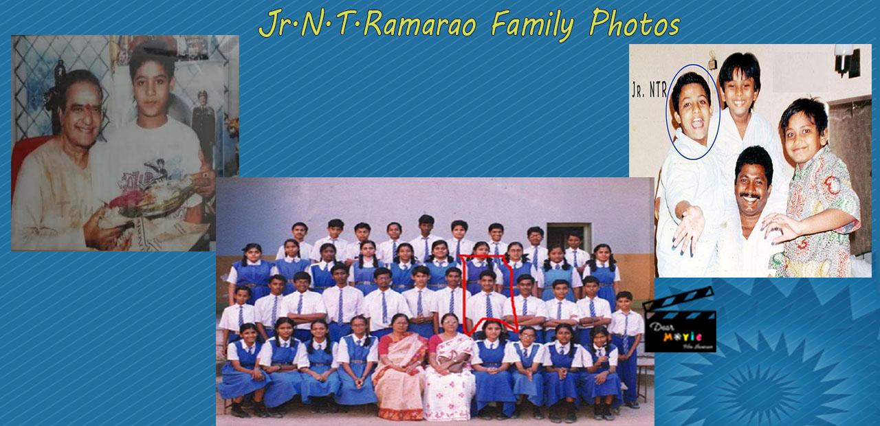 Jr NTR Family Photos