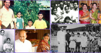 Tollywood Artist Family Photos