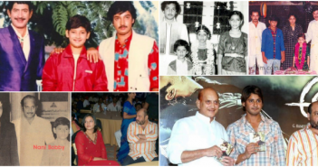 Ramesh Babu Ghattamaneni Images | Mahesh Babu Brother Photos