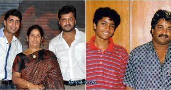Allari Naresh Family Images | Allari Naresh Parents Photos