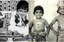 Suriya Childhood Photos | Karthik Childhood Photos