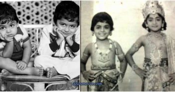 Suriya Childhood Photos | Karthik Childhood Photos