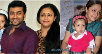 Jyothika Family Photos