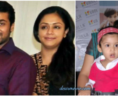 Suriya Daughter Diya imges | Jyothika Daughter Diya Photos