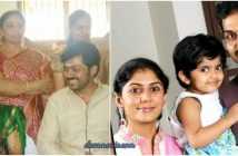 Actor Karthik Wife Ranjani Chinnaswamy Photos