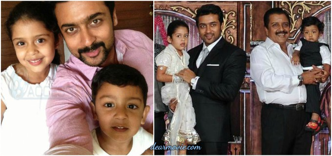 Suriya Son Dev Images | Jyothika Son Dev Photos