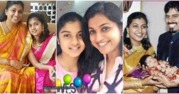 Roja Daughter Anshu Malika Images