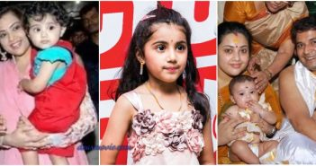 Actress Meena Daughter Nainika Vidyasagar Images