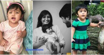 Allari NAresh Daughter Ayana Evika Edara Images