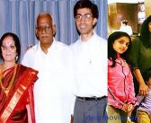 Actor Ajith Kumar Family Images