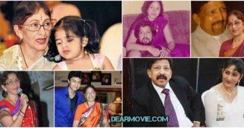 Bharathi Vishnuvardhan Family Images