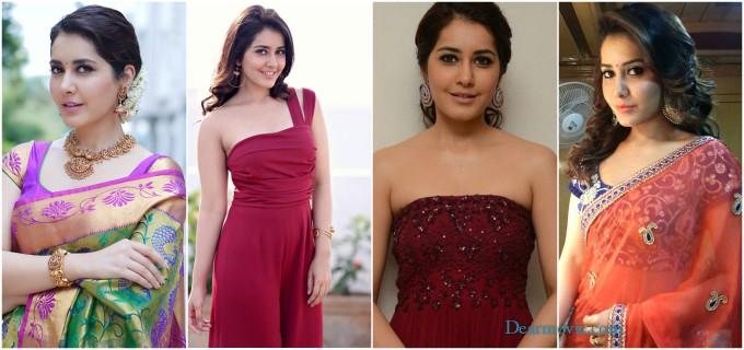 Raashi Khanna Profile   Images