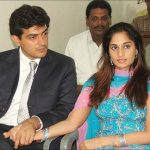 Shalini Ajith Family Photos | Shalini Family Images