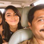 Top Pooja Hegde Family Photos