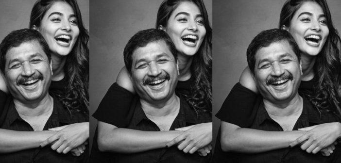 Actress Pooja Hegde Family Images | Pooja Hegde Family Photos
