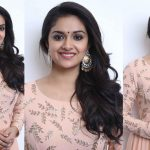 Latest Actress Keerthy Suresh Latest Photos