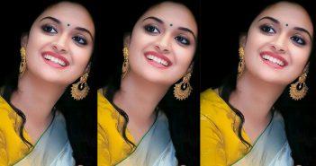 Actress Keerthy Suresh Latest Photos | Actress Keerthy Suresh Photos