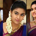 Latest Actress Keerthy Suresh Photos