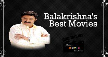 Balakrishna's Best Movies