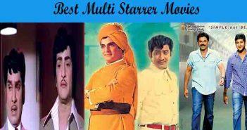 Multi Starrer Telugu Movies