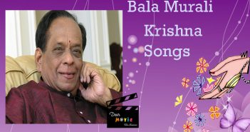 Bala Murali Krishna film songs