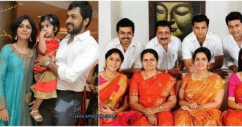 Karthik Family Photos   Karthik Wife Ranjani Chinnaswamy Images