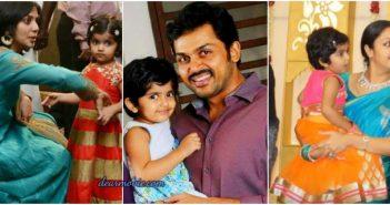 Actor Karthik Daughter Umayaal  Ranjani Chinnaswamy Daughter Umayaal