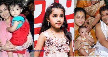 Actress Meena Daughter Nainika Vidyasagar Images