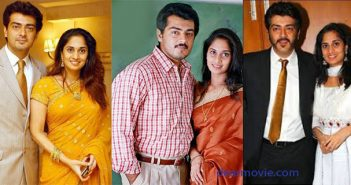 Ajith Kumar wife Photos | Ajith And Shalini Images