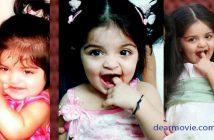 Ajith Daughter Anoushka Images | Actress Shalini Daughter Anoushka Photos