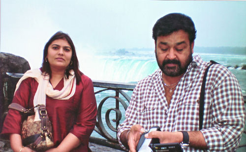 Mohanlal Wife Suchitra Images | Suchitra Mohanlal Photos